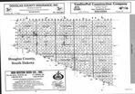 Index Map, Douglas County 1999