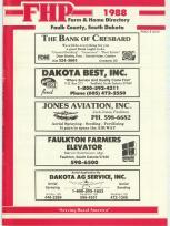 Title Page, Faulk County 1988