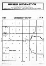 Map Image 001, Gregory County 1987