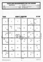 Map Image 018, Gregory County 1987