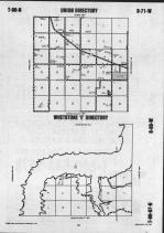 Map Image 002, Gregory County 1988