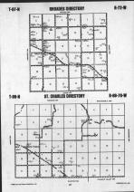 Map Image 009, Gregory County 1988