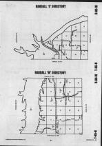 Map Image 011, Gregory County 1988