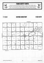 Map Image 003, Hamlin County 1987
