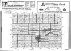 Index Map, Kingsbury County 2001