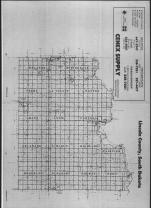Index Map, Lincoln County 1988