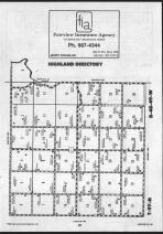 Map Image 008, Lincoln County 1988