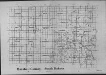 Index Map, Marshall County 1988