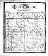 Brookfield Township, Center, McCook County 1911