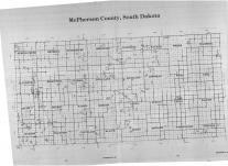 Index Map, McPhearson County 1989