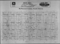 Index Map, McPherson County 1988