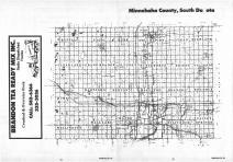 Index Map, Minnehaha County 1986