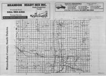Index Map, Minnehaha County 1989