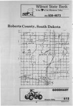 Index Map 2, Roberts County 1989