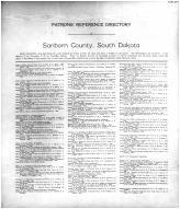Directory 001, Sanborn County 1912