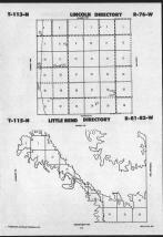 Map Image 009, Sully County 1988