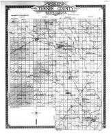 Turner County Outling Map, Turner County 1911