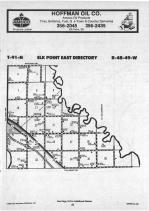 Map Image 012, Union County 1987
