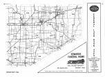 Index Map, Eastland County 1982