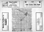 Index Map, Hale County 1971