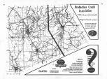 Hood and Somervell County Index Map, Hood and Somervell Counties 1978