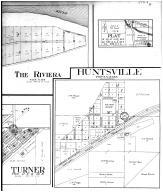 Huntsville, Riviera, Turner, Marengo - Right, Columbia County 1913