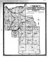 Index Map, Columbia County 1913