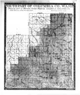 Southpart of Columbia Co, Columbia County 1913