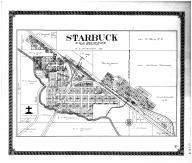 Starbuck, Columbia County 1913