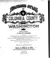 Title Page, Columbia County 1913