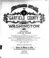 Title Page, Garfield County 1913