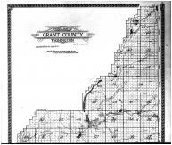 Index Map - Above, Grant County 1917