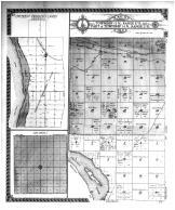 Townships 15 & 14 N Range 27 E, Crescent Irrigated Lands, Naylordale, Grant County 1917