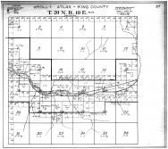 Township 20 N RAnge 10 E, King County 1912