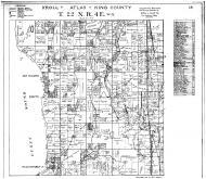 Township 22 N RAnge 4 E, King County 1912