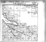 Township 22 N Range 9 E, King County 1912