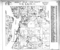 Township 24 N Range 5 E, King County 1912
