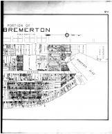 Bremerton - Right, Kitsap County 1909 Microfilm