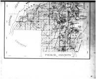 Kitsap County Map - Below, Kitsap County 1909 Microfilm