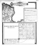 Township 28 N Range 34 E, Eden Orchards, Orchard Park, Lincoln County 1911