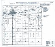Township 21 N., Range 33 E.W.M., Lincoln County 1943