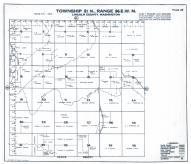 Township 21 N., Range 36 E.W.M., Lincoln County 1943