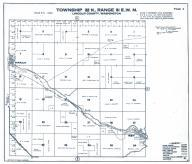 Township 22 N., Range 31 E.W.M., Lincoln County 1943