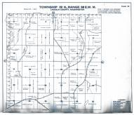 Township 22 N., Range 38 E.W.M., Lincoln County 1943