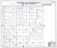 Township 23 N., Range 33 E.W.M., Lincoln County 1943