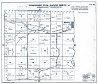 Township 23 N., Range 38 E.W.M., Lincoln County 1943