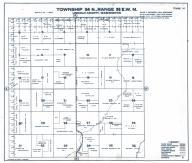 Township 24 N., Range 32 E.W.M., Lincoln County 1943