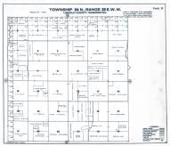 Township 24 N., Range 33 E.W.M., Lincoln County 1943