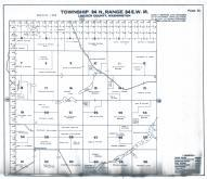 Township 24 N., Range 34 E.W.M., Lincoln County 1943