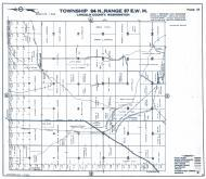 Township 24 N., Range 37 E.W.M., Lincoln County 1943